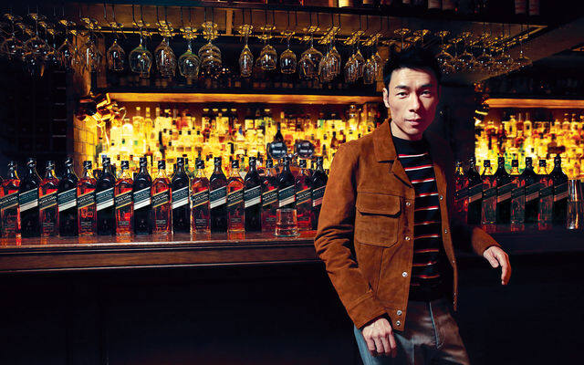 Andy Hui, 許志安, Come On演唱會, Johnnie Walker