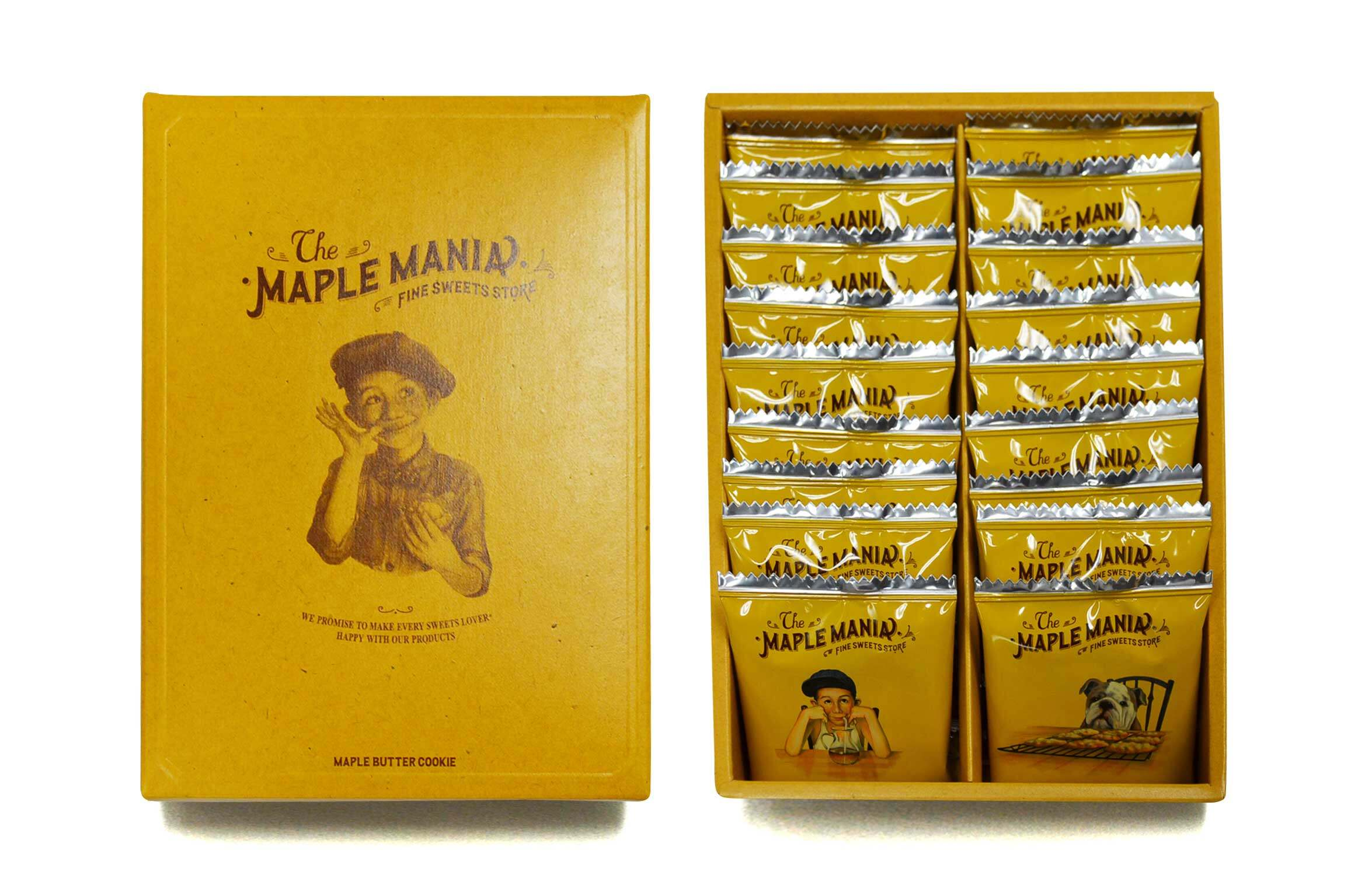 THE MAPLE MANIA, 東京人氣甜品