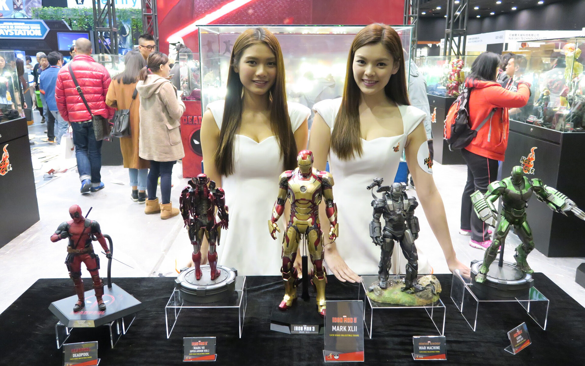 Figures, TOYSOUL 2015, TOYSOUL, SCEH, PS4, Sony, Hot Toys, Star Wars