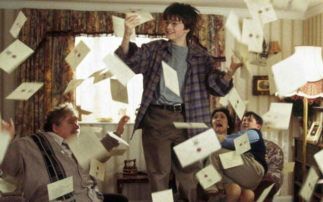 Harry Potter,The Dursley House,4 Privet Drive,哈利波特