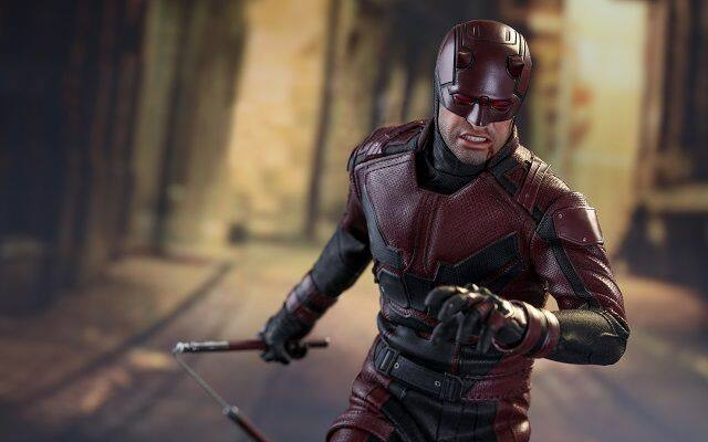 Hot Toys,Daredevil,Daredevil人偶,Hot Toys人偶
