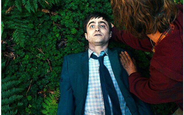Swiss Army Man, Daniel Radcliffe, 哈利波特, 電影