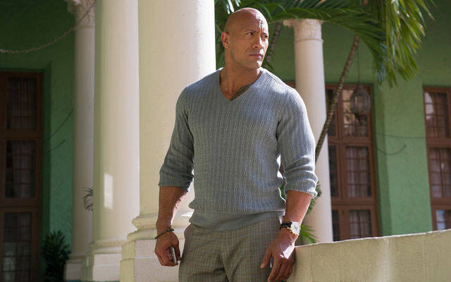 巨石, 加州大地震, 欖球人生, Ballers, Dwayne Johnson, HBO, 劇集, 大隻佬