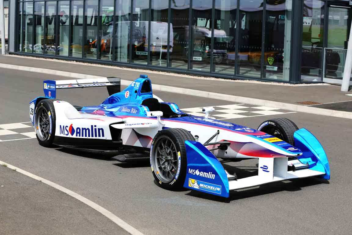 MS Amlin Andretti Formula E Race Team
