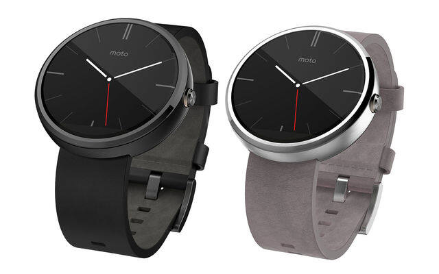 Moto 360, Android Wear, smartwatch, 智能手錶