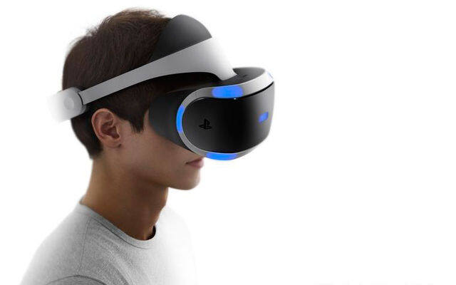 Sony Project Morpheus, Virtual Reality, VR, PlayStation 4, PS4, 虛擬實境, Sony