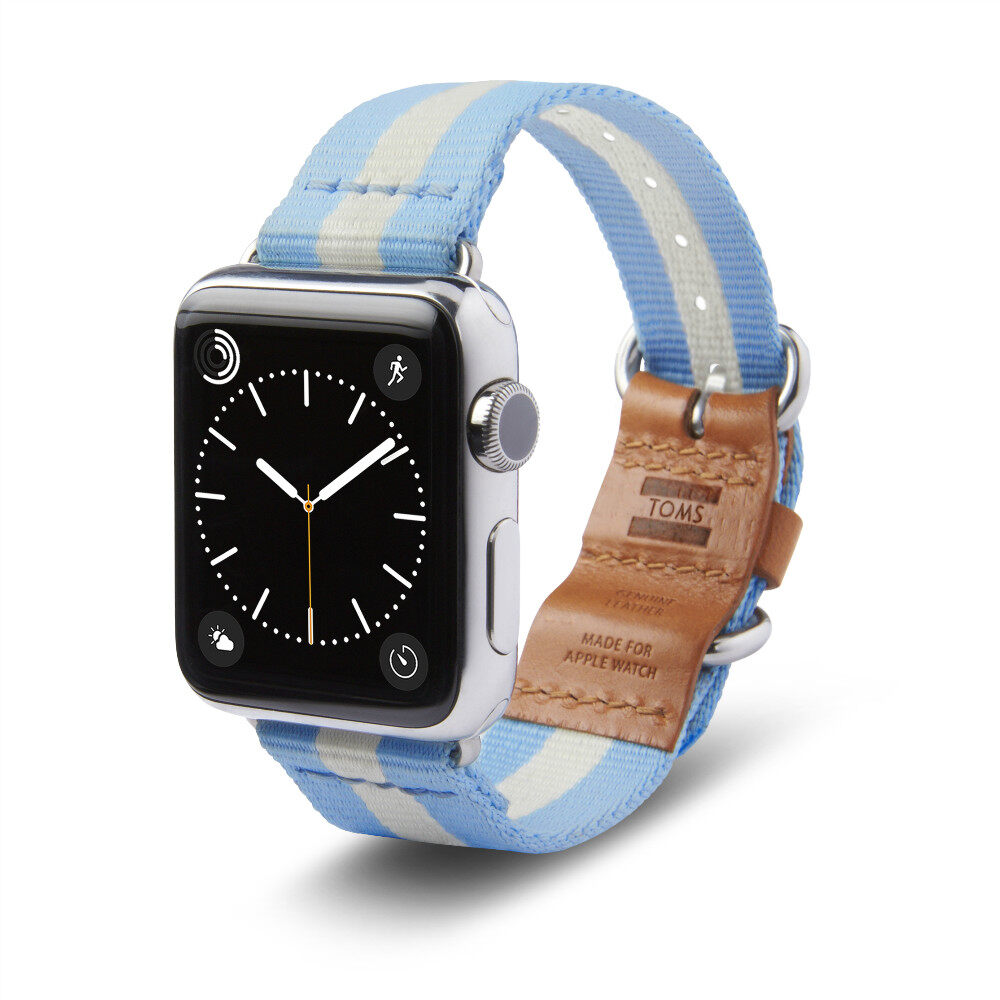TOMS, Apple Watch