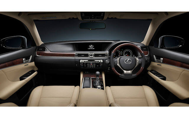 Lexus GS, The Inconceivable Mix, 房車, GS250