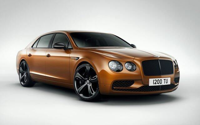 Bentley,2017 Flying Spur W12 S