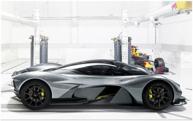 Aston Martin,Red Bull Racing,AM-RB 001,超級跑車