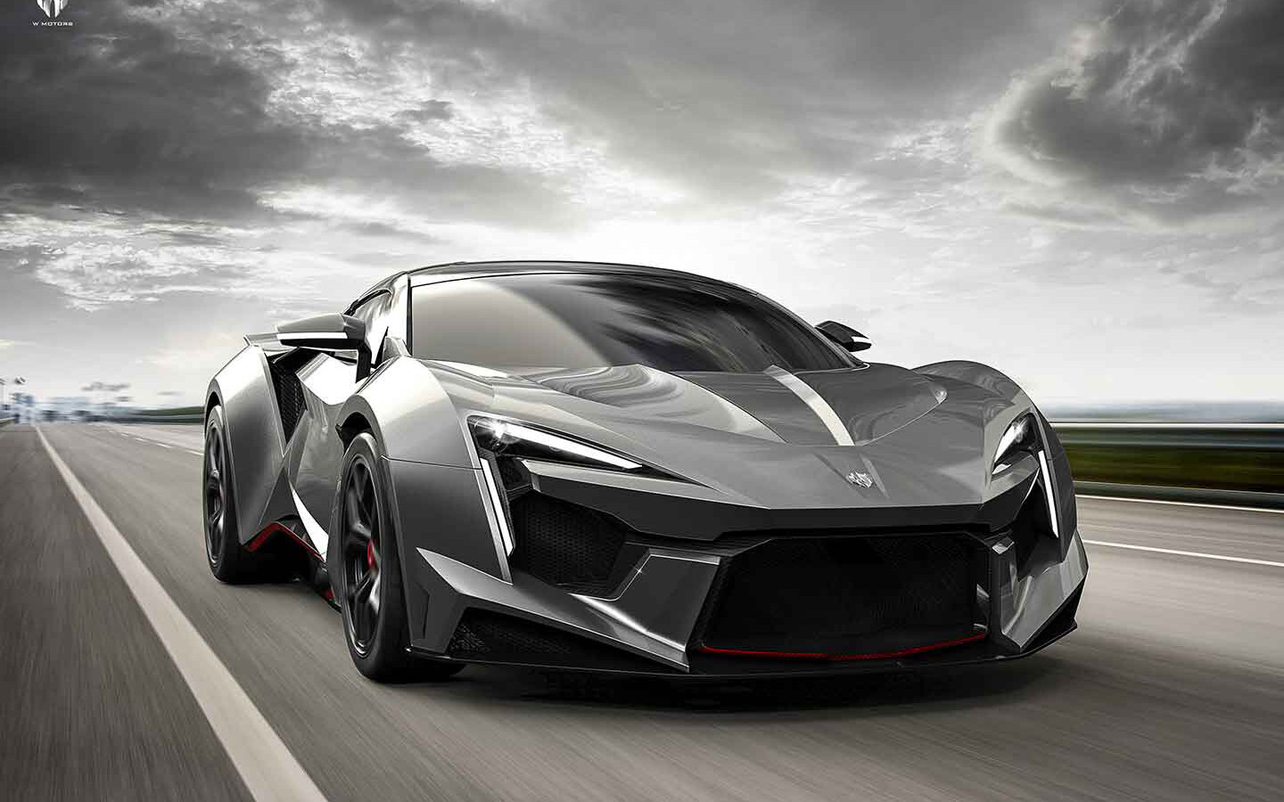 Fenyr SuperSport, W Motors, 超跑