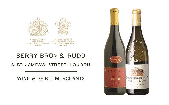 "Berry Bros. & Rudd ""Duo Package"""