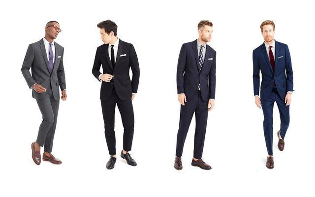 Mix and match, How to, Suit, Shoe