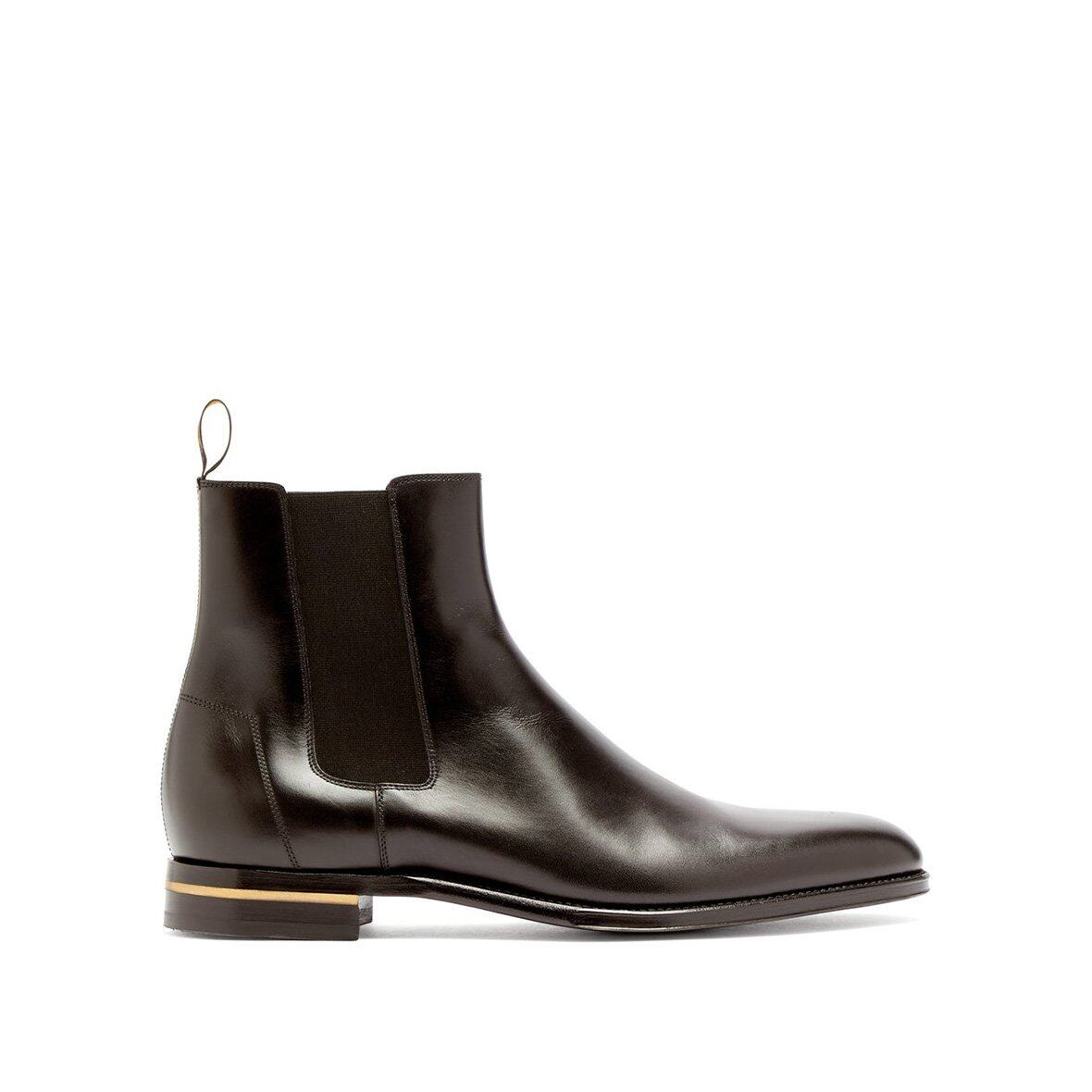 Dunhill Chelsea Boots