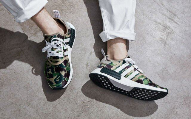 BAPE®,adidas Originals