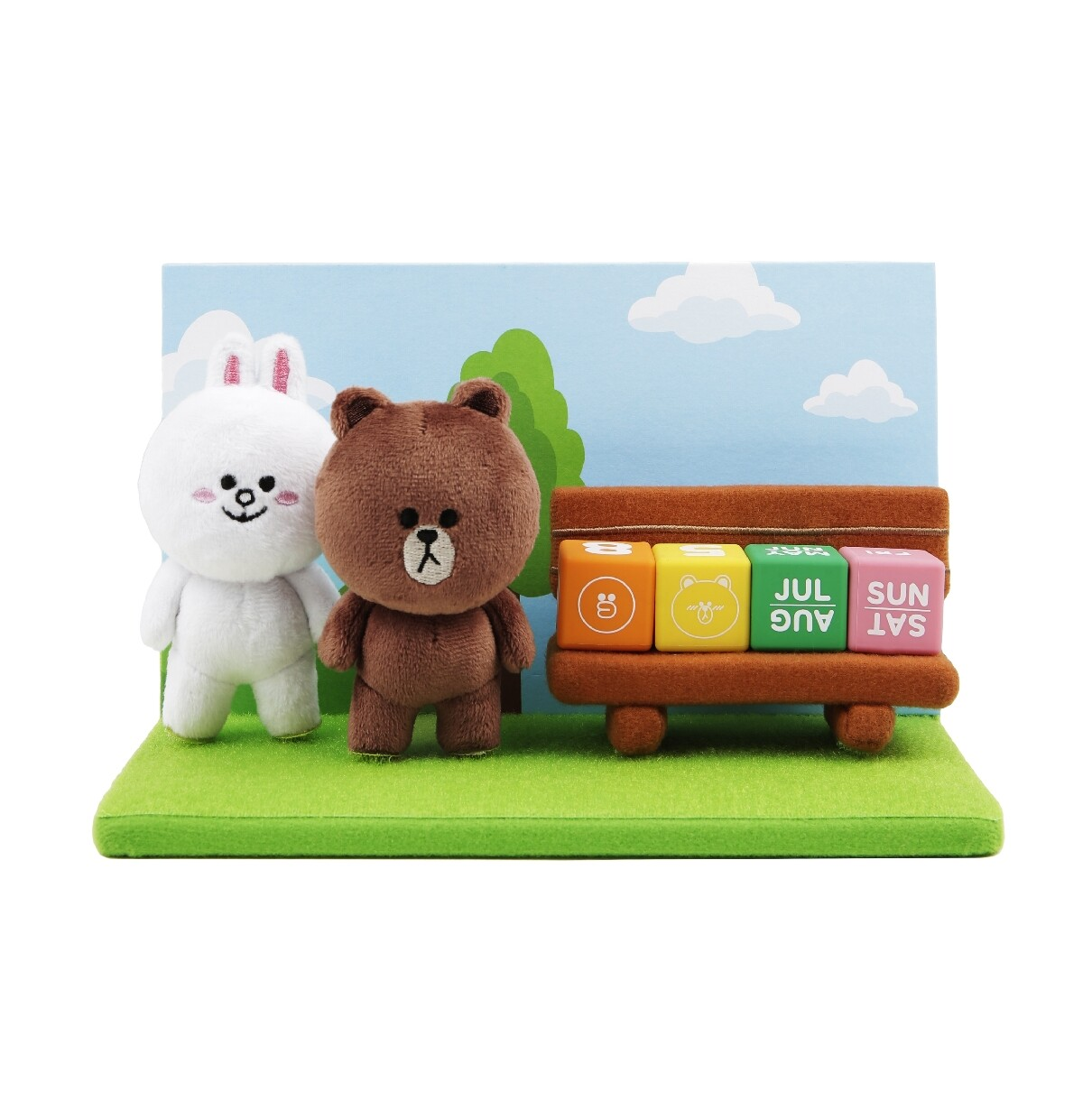 Line Friends, :CHOCOOLATE