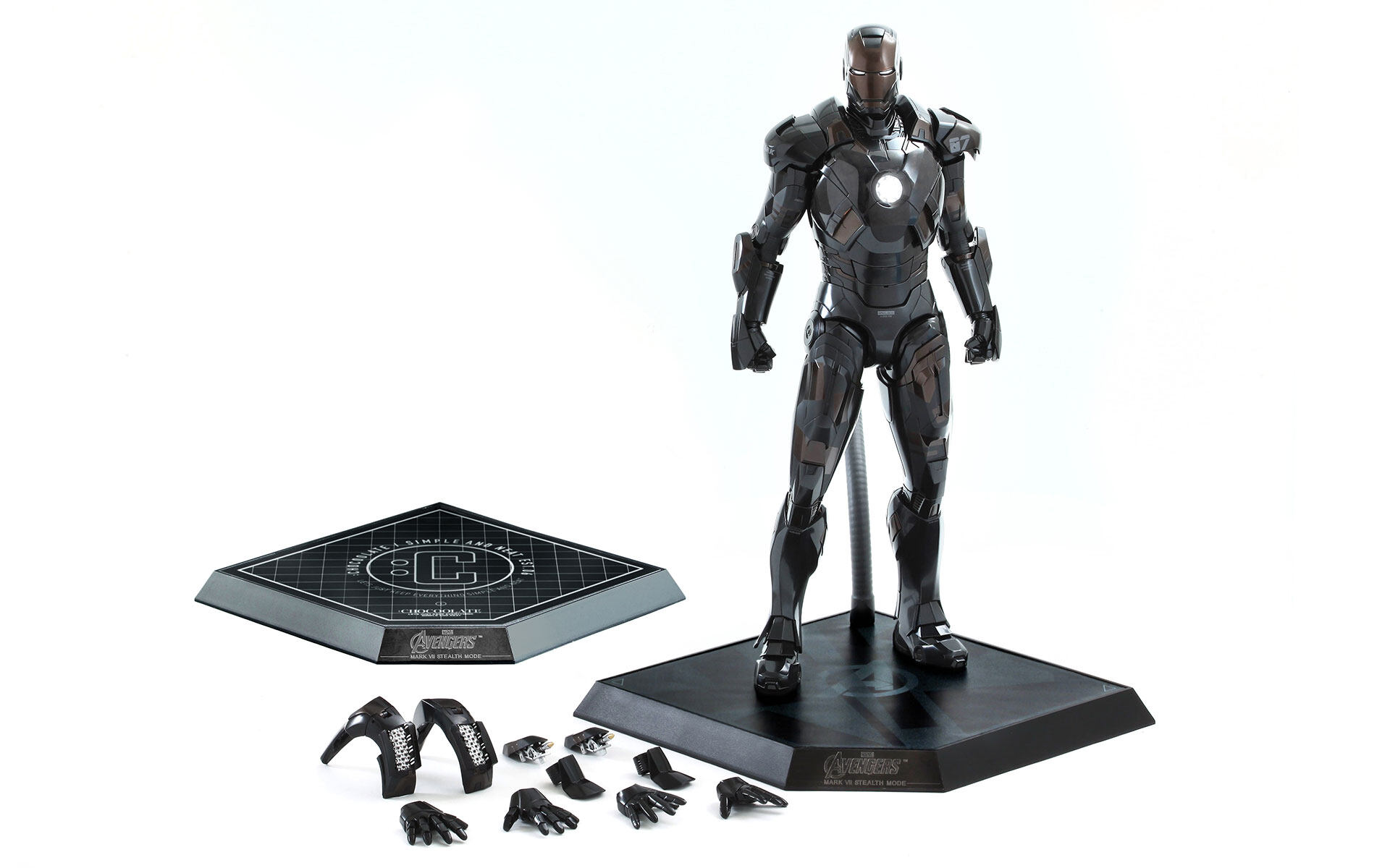 :CHOCOOLATE, Avengers: Age of Ultron, 復仇者聯盟2:奧創紀元, Iron Man