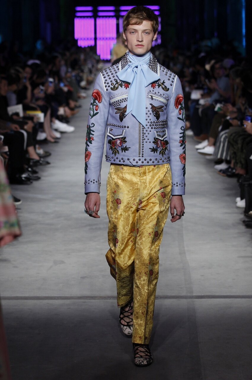 Fashion Week Live, Gucci, SS16