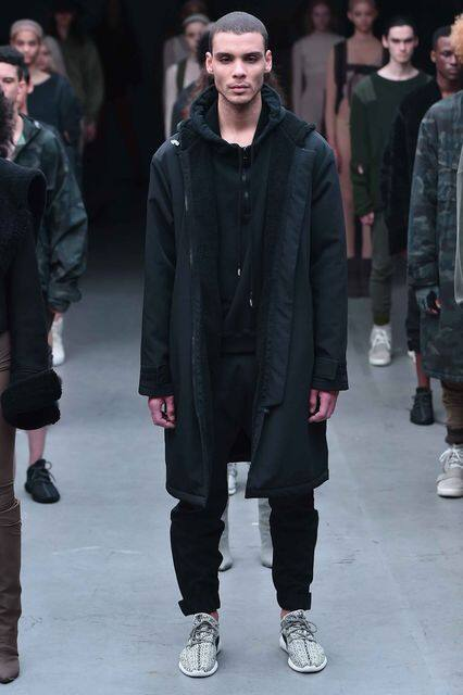 Kayne West x adidas Originals YEEZY Season 1