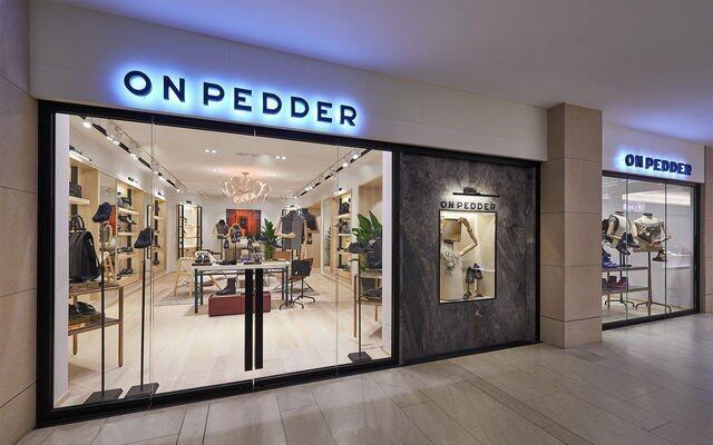 On Pedder