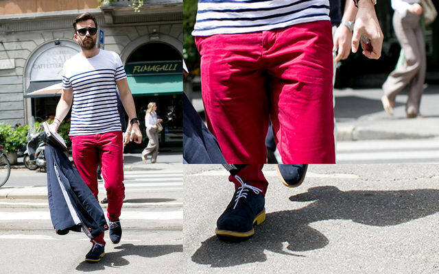 Colour Combination, Fashion Week, Street Style