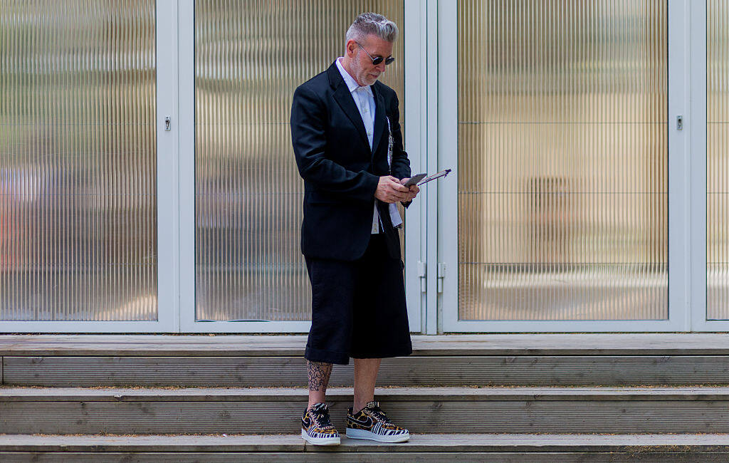 Nick Wooster, Fashion Week Live