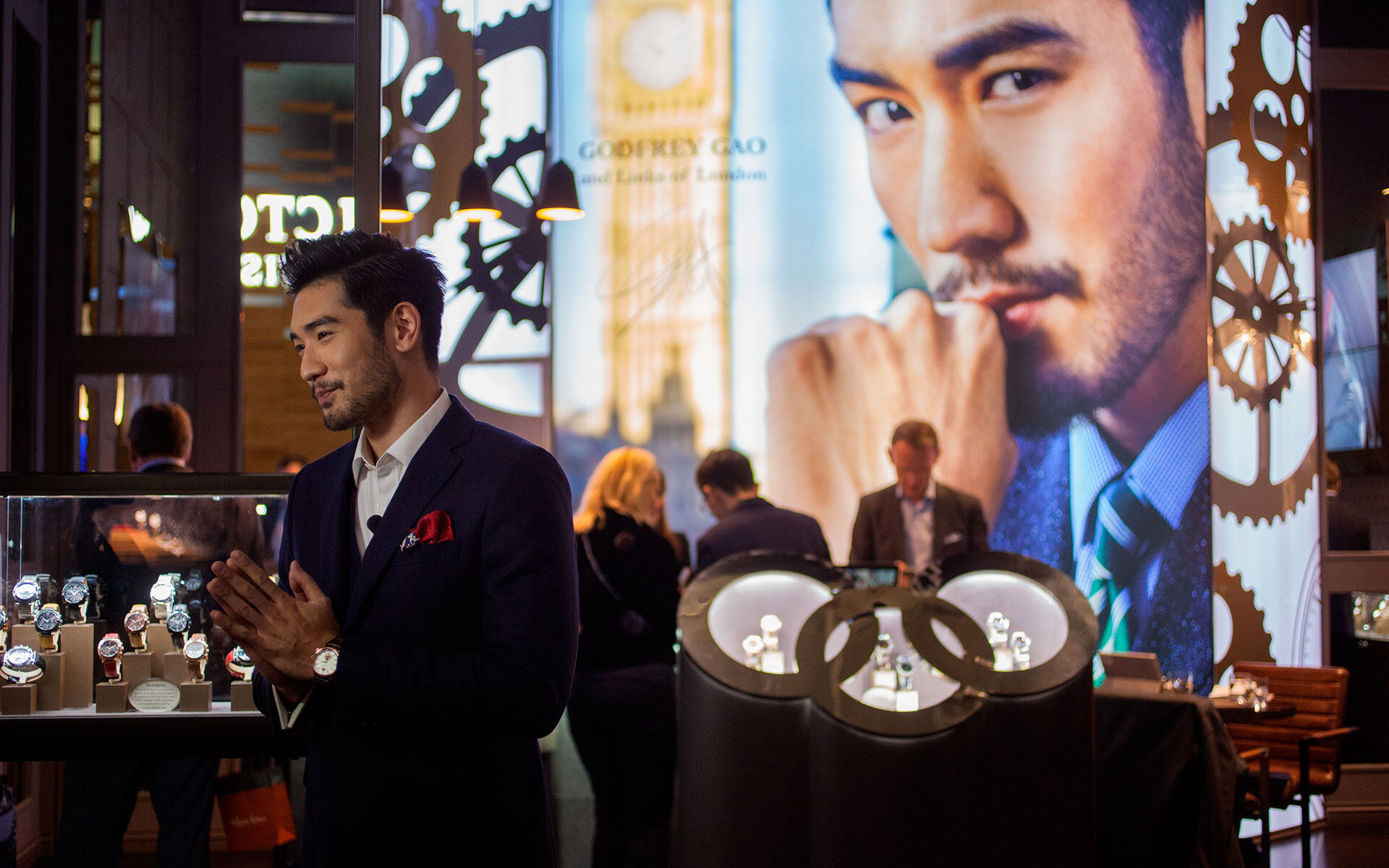 Links of London, Baselworld 2015, 腕錶