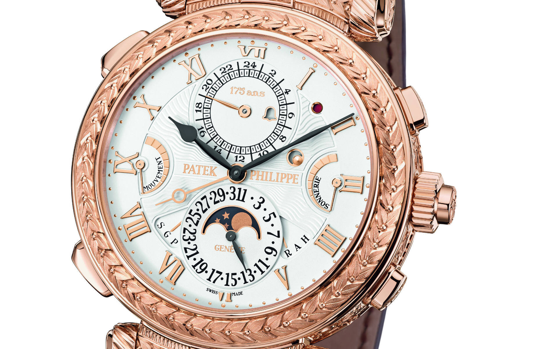 grand complication, baselworld 2016, patek philippe