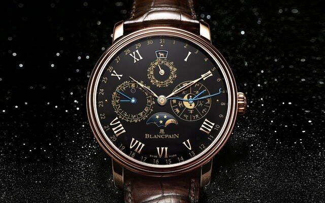 Only Watch 2015, 腕錶, BLANCPAIN