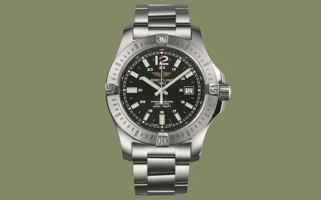 BREITLING COLT AUTOMATIC, 軍錶
