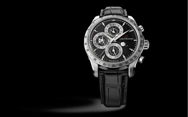 Carl F. Bucherer, 寶齊萊, 馬利龍, Manero, Only Watch 2015, 萬年曆