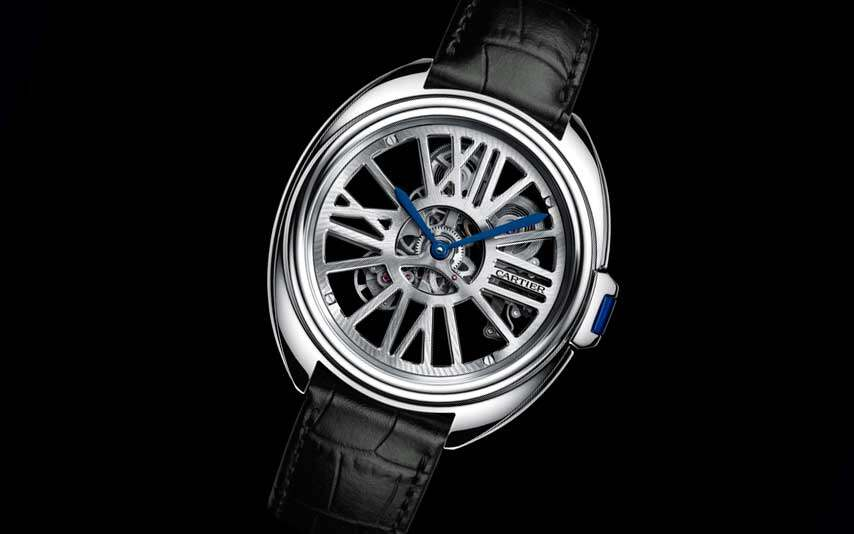 Astromystérieux, SIHH 2016, Cartier, 鏤空, Clé de Cartier, Automatic Skeleton