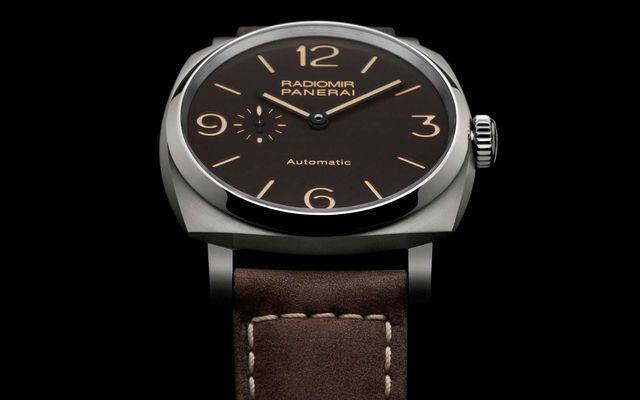 Panerai Radiomir 1940, 鈦金屬錶殼, Watches & Wonders 2015, Panerai