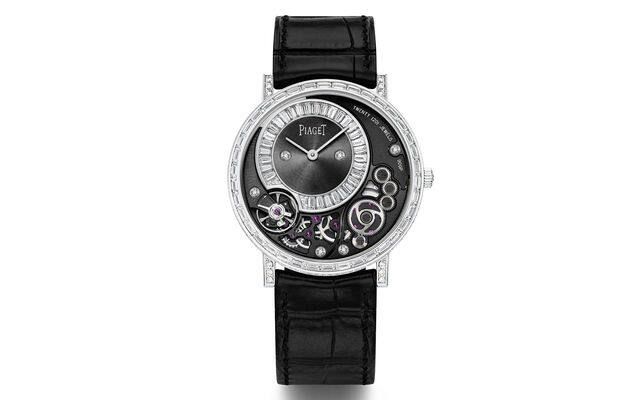 Watches & Wonders, PIAGET ALTIPLANO 38MM 900P, Piaget