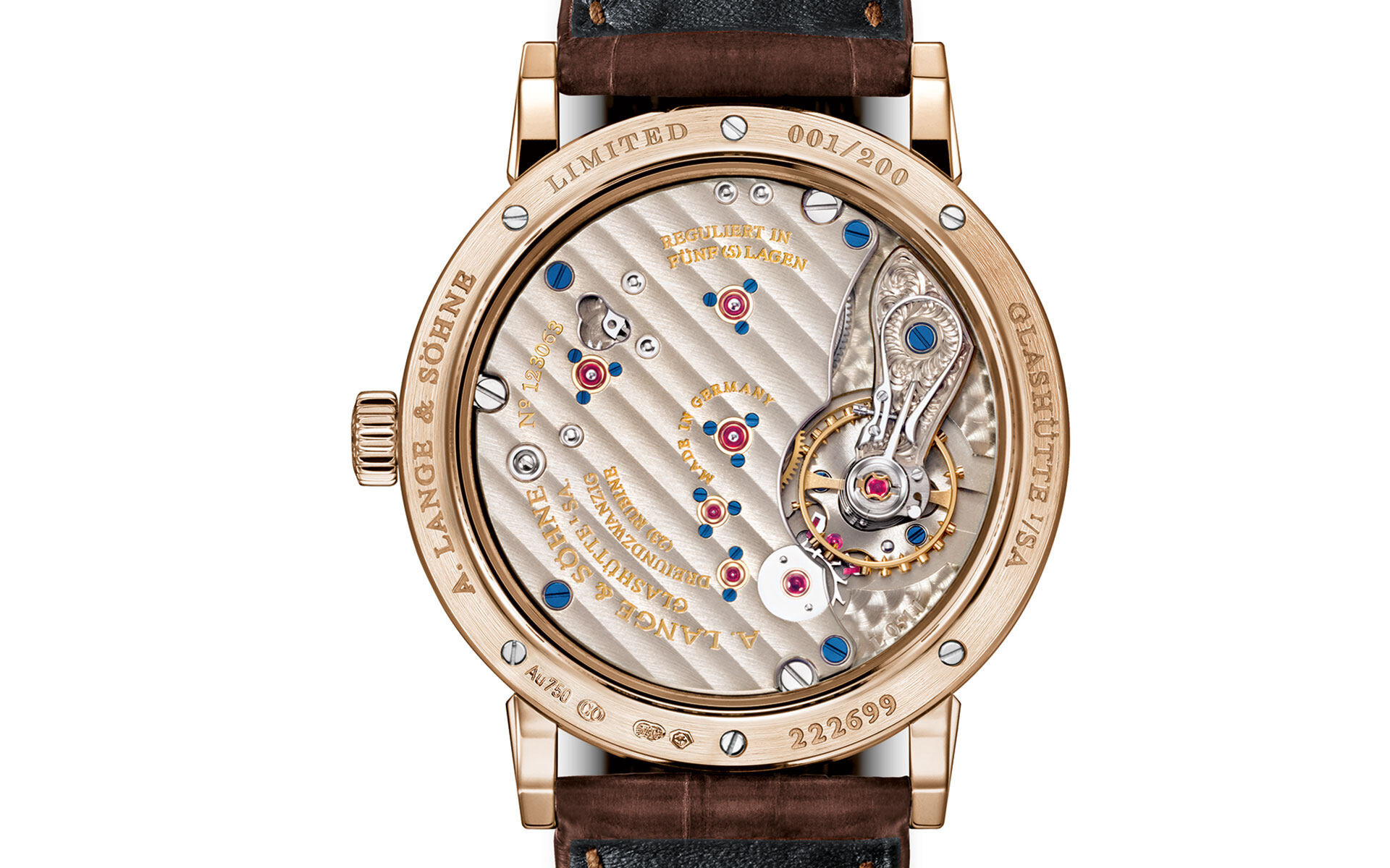 A. Lange & Söhne, Watches & Wonders 2015